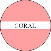 <u>Coral stain 3834 from £2.89</u>